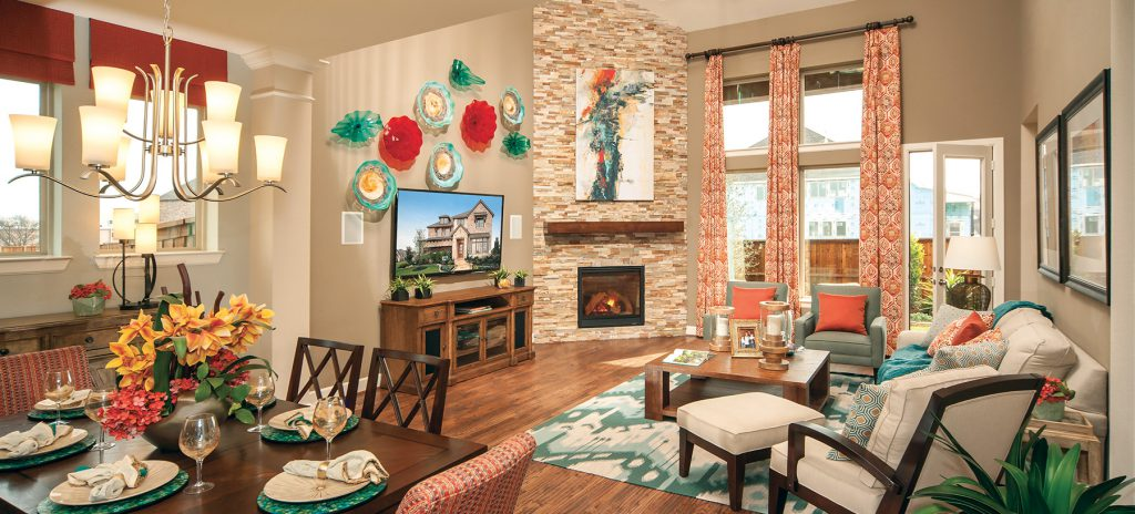Designs by David Weekley Homes will feature three to five bedrooms, 2.5 to four bathrooms, and a choice of first- or second-floor owner's retreat.
