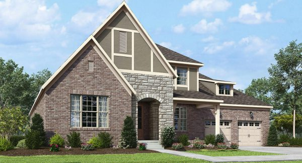 Hawthorne by Drees Homes - Durham Farms New Homes for Sale in Hendersonville, TN