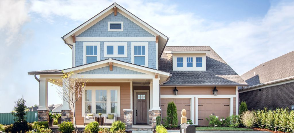 David Weekley Homes: Built for Your Family