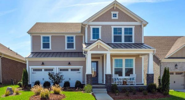 Magnolia by Drees Homes - Durham Farms New Homes for Sale in Hendersonville, TN