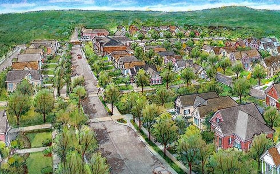 Developer planning 1,000 homes in Hendersonville