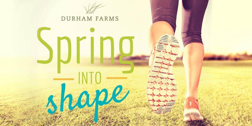 Spring Into Shape