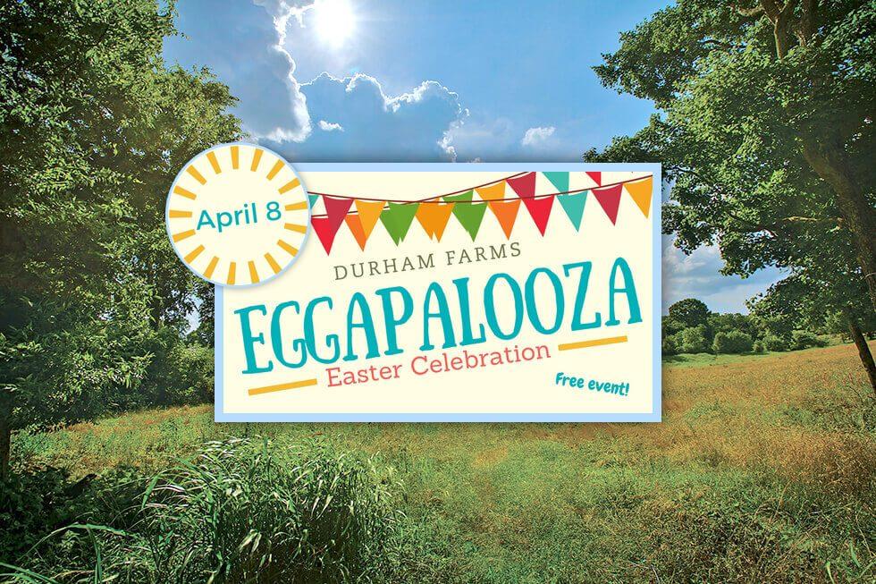 Durham Farms Eggapalooza Easter Celebration