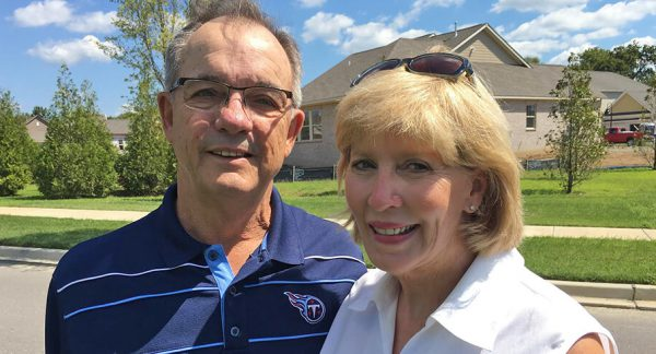 Meet Your Neighbors : Mike and Judy Darnell