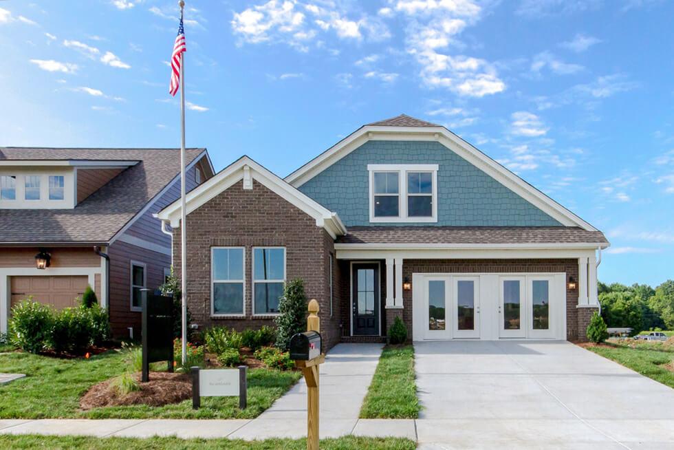 New Builds Hendersonville Tn