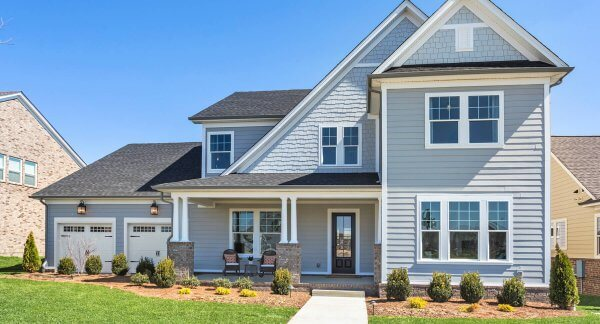 The Rowland Model by Drees Homes at Durham Farms