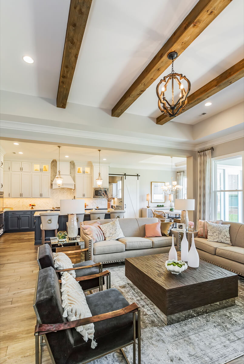 The Rowland Model by Drees Homes at Durham Farms | Durham Farms