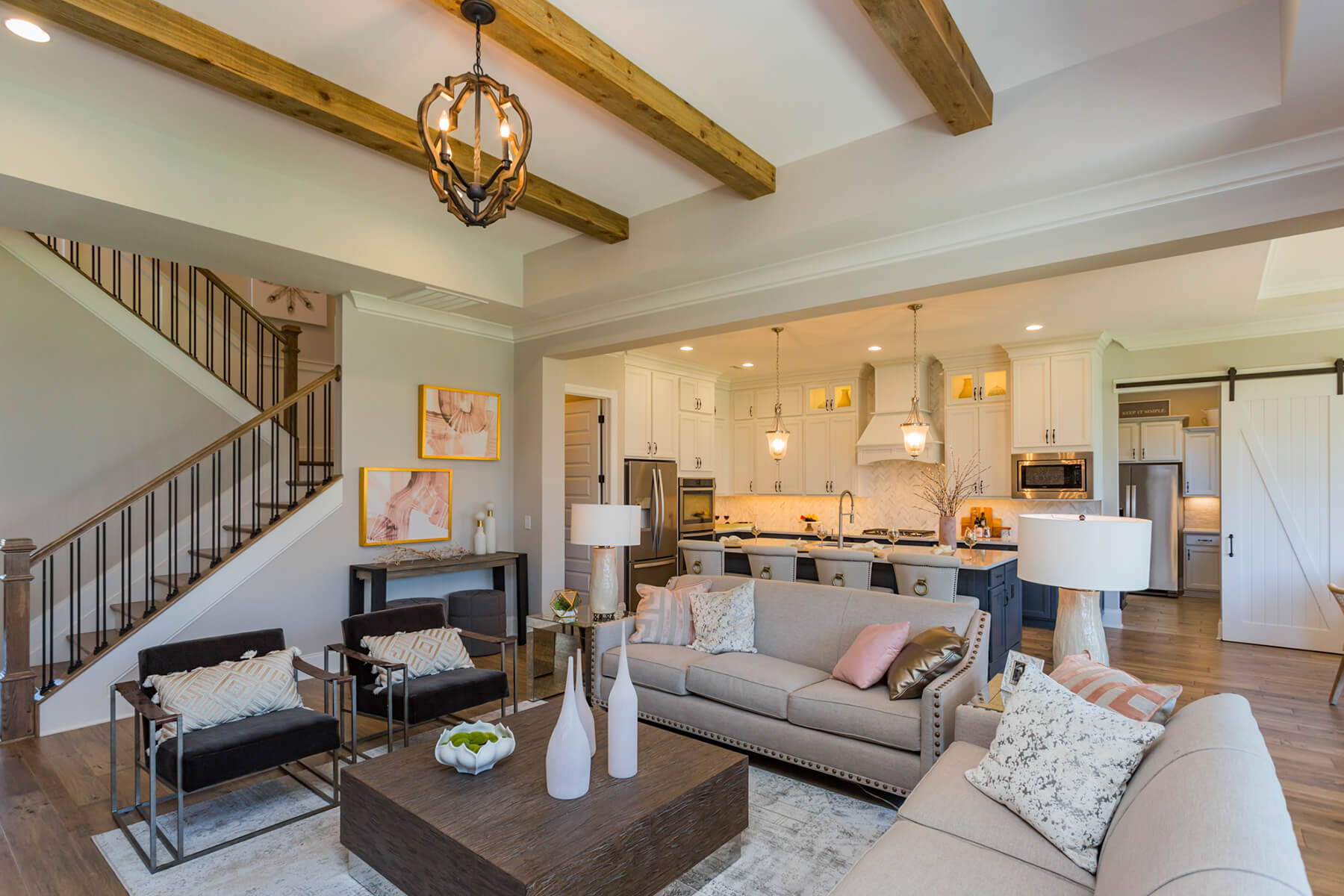 The Rowland Model by Drees Homes at Durham Farms   Durham Farms