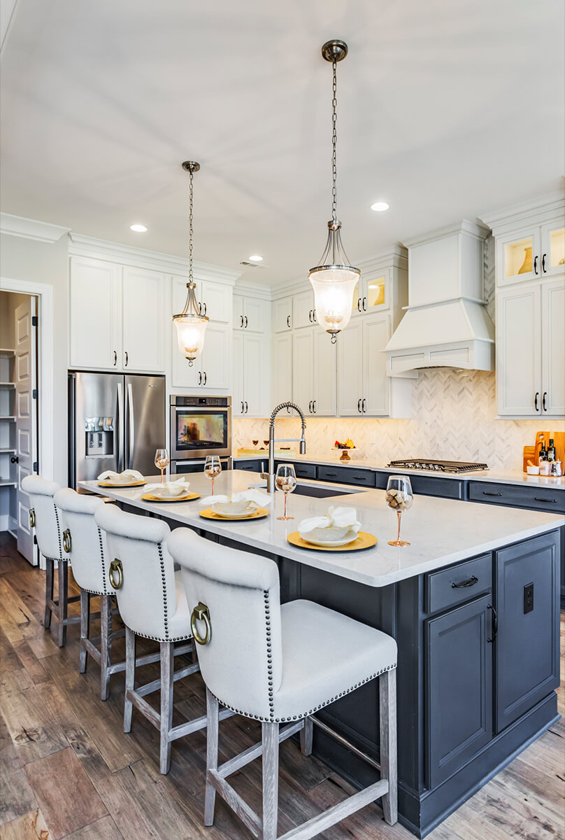 The Rowland Model by Drees Homes at Durham Farms | Freehold Communities