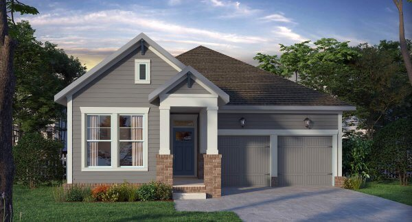 Villas by David Weekley Homes - Durham Farms New Homes for Sale in Hendersonville, TN