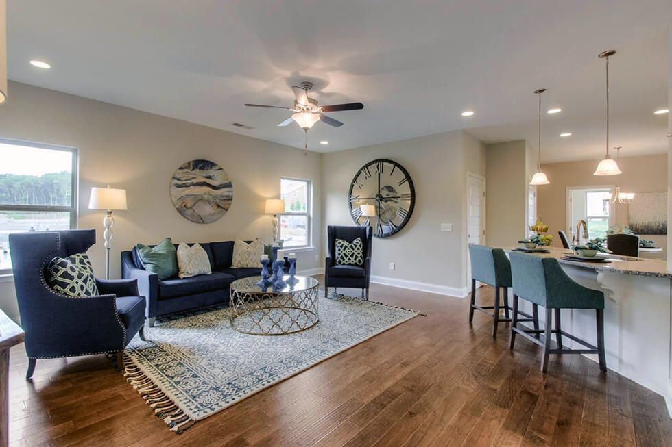 Townhomes By Goodall Homes