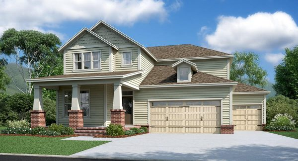 Classic Parks II by Lennar Homes - Durham Farms New Homes for Sale in Hendersonville, TN