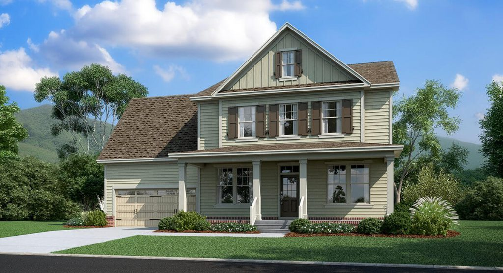 Classic Parks Collection II by Lennar Nashville