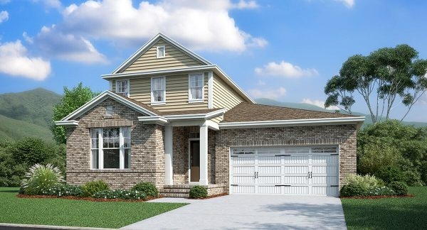 50' Lots by Lennar Homes - Durham Farms New Homes for Sale in Hendersonville, TN
