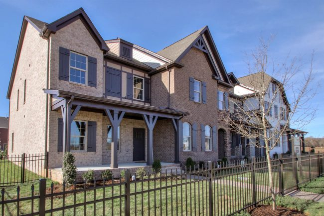 Goodall Homes - Townhomes