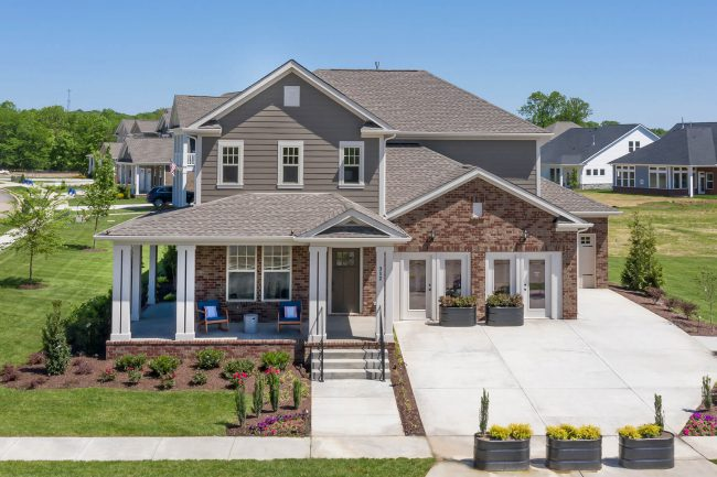 <strong>Grandview Custom Homes</strong> - 60' Alley Lots