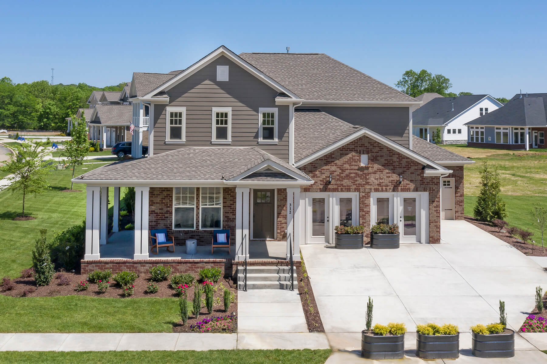 60' Lots by Lennar - Durham Farms New Homes for Sale in Hendersonville, TN