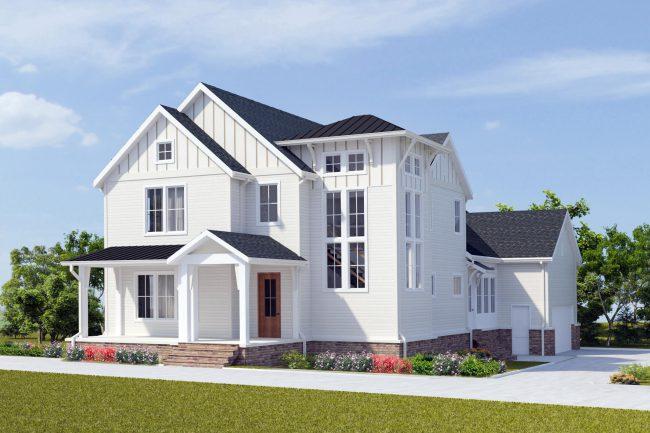 Grandview Custom Homes - 60' Alley Lots