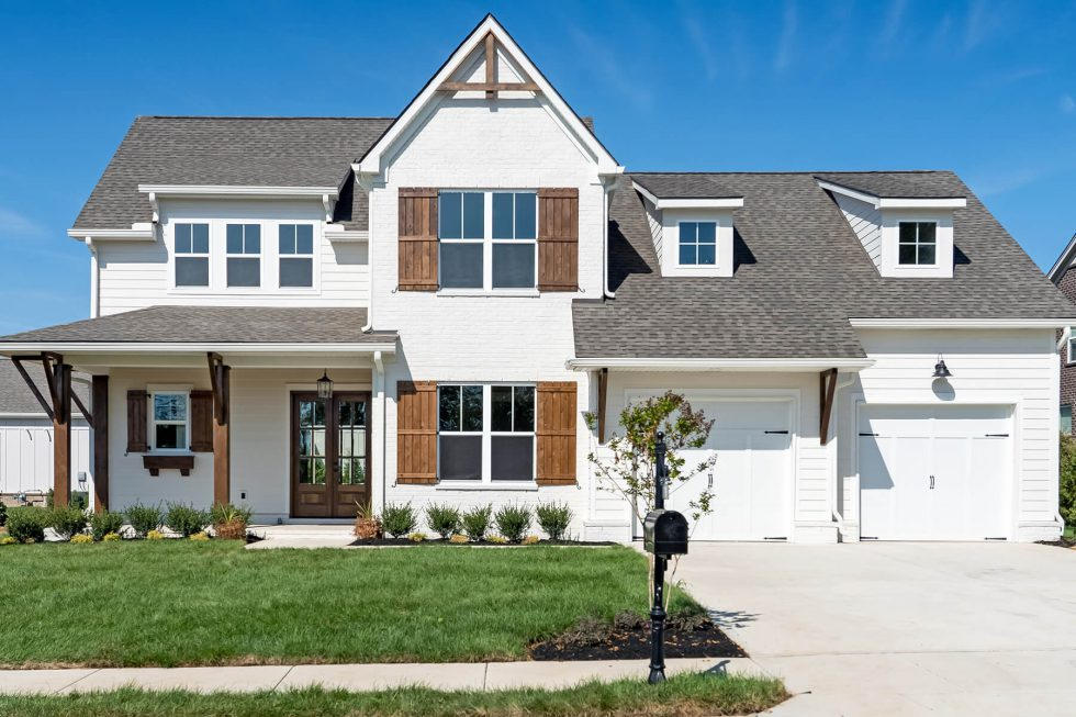 Durham Farms homes offer lots of bedrooms, large yards