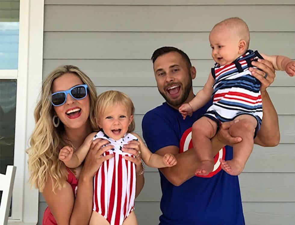 Meet Your Neighbors: The Linkous Family
