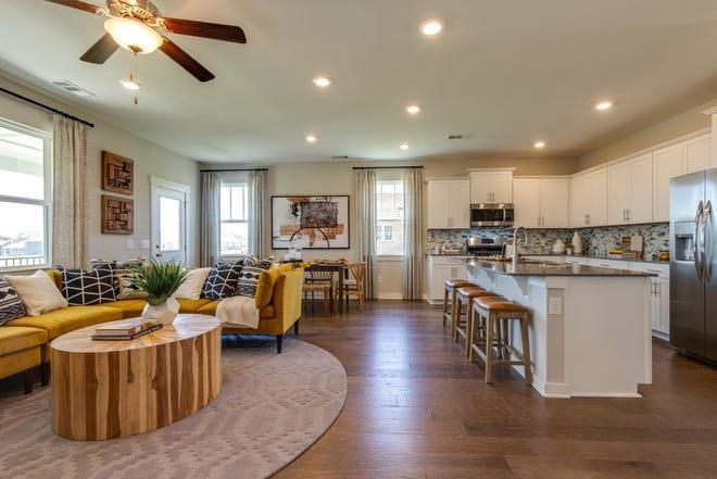 Hendersonville home builders lean into buyers' desire for larger lots