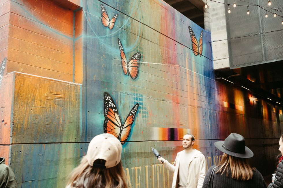 Durham Farms On The Road: Nashville Mural Tour with Louis Holstein