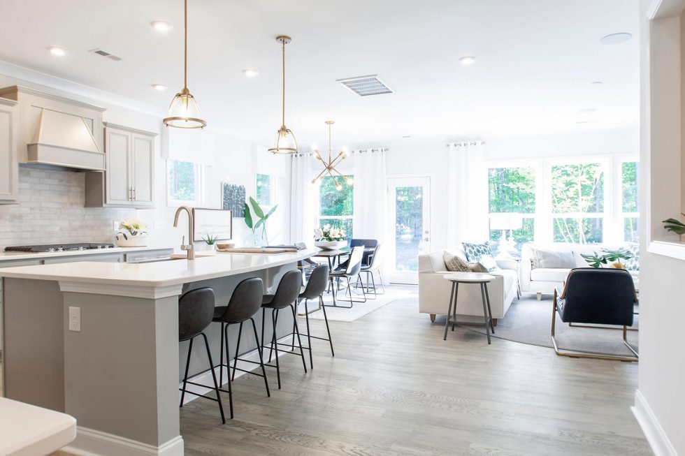 Pulte Homes Makes Debut at Durham Farms