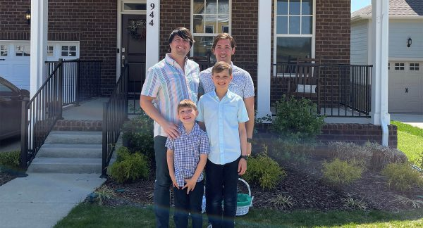 Meet your neighbors: The Turner-Pennington Family
