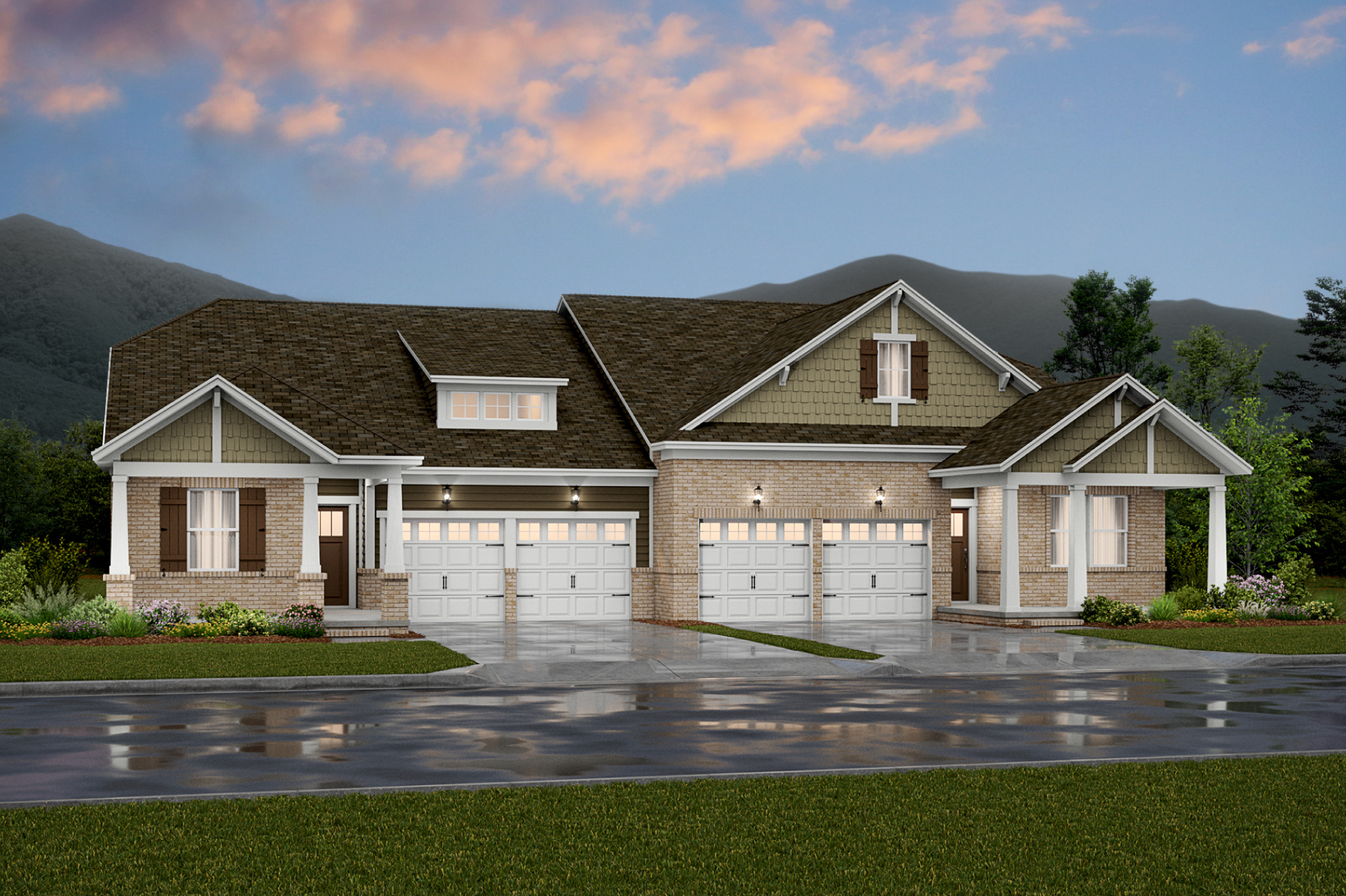 Estate Villas by Lennar - Durham Farms New Homes for Sale in Hendersonville, TN