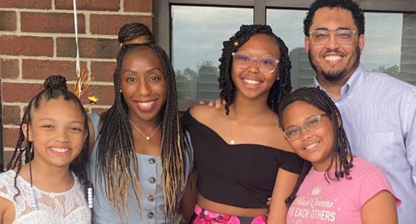 Meet your neighbors: The Johnson-Singleton Family