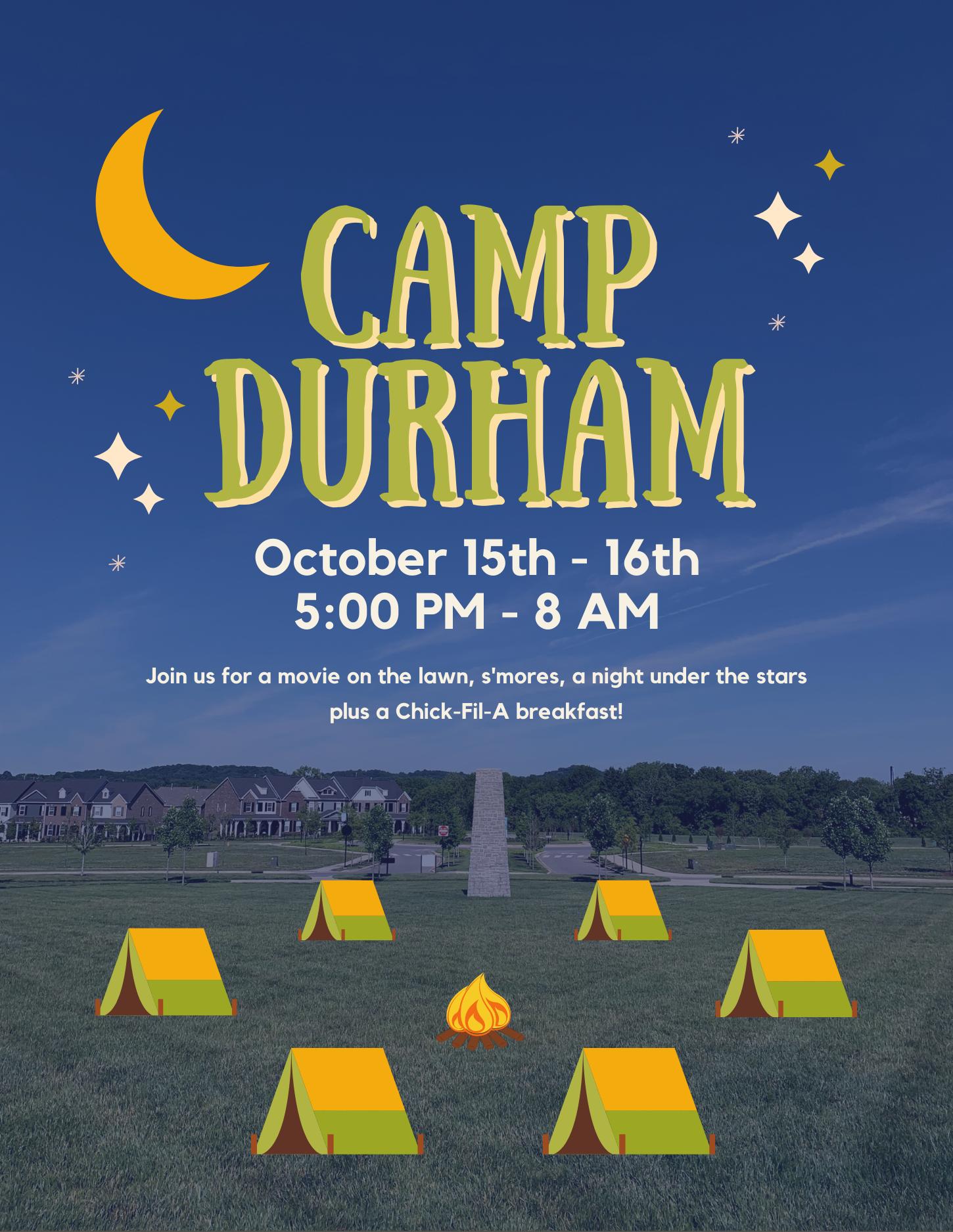 Camp Durham