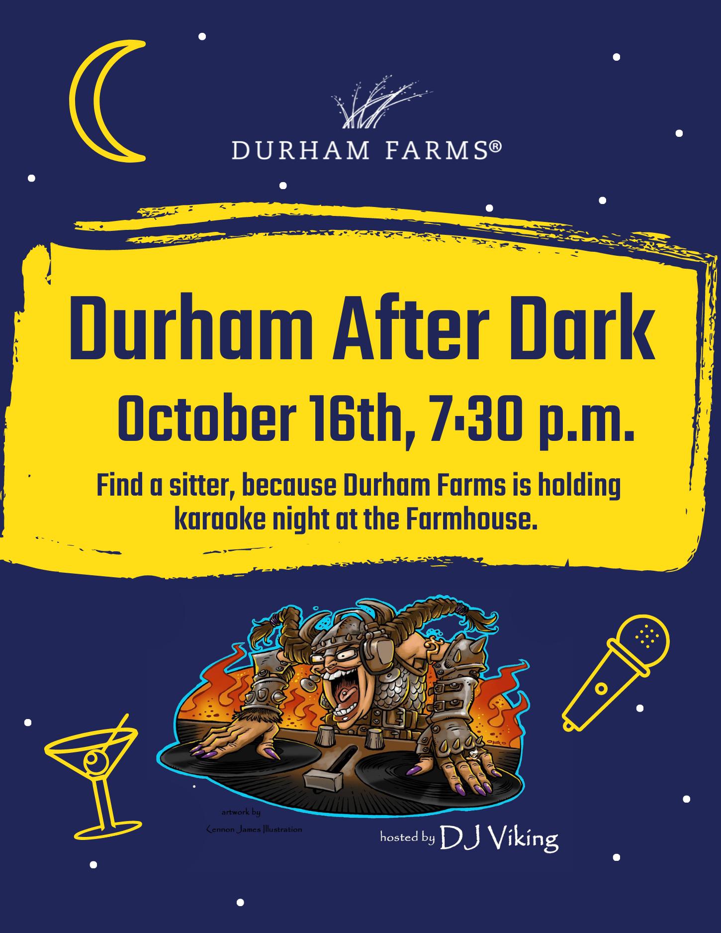 Durham After Dark